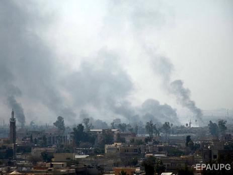 Боевики ИГИЛ убили 120 мирных граждан, пытавшихся выбраться изМосула