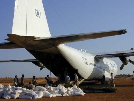 Самолет ООН разбился вСомали