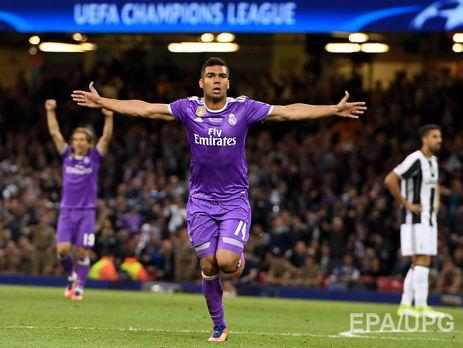 «Реал» розтрощив «Ювентус» у фіналі Ліги чемпіонів