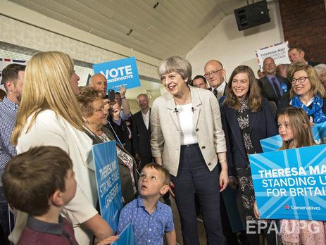 Английские партии свернули предвыборные кампании после терактов встолице Англии