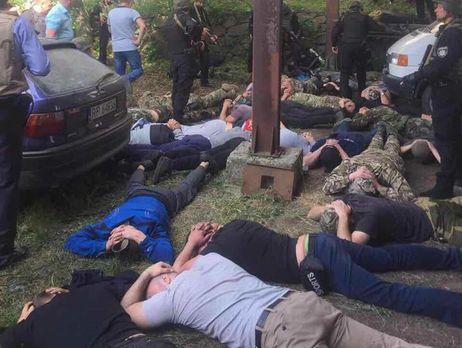Стрельба вВинницкой области: суд арестовал 45 задержанных