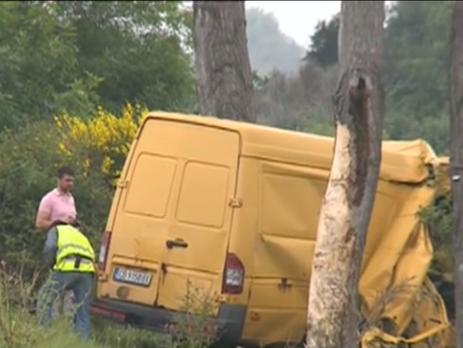 Вмасштабном ДТП вБолгарии погибли девять нелегалов инесовершеннолетний шофёр