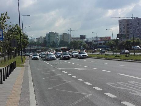 ВПольше в4 городах протестуют водители такси