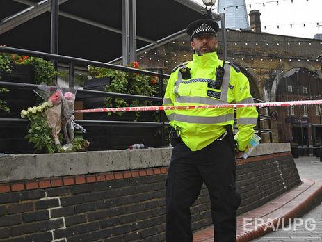 СМИ сообщили что у одного из террористов нашли ирландское удостоверение личности