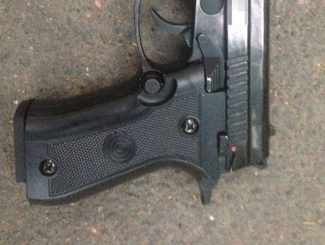 Полицейские задержали 2-х мужчин— Стрельба вОдессе