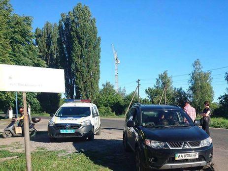 Активист: рабочий СБУ открыл стрельбу вовремя конфликта сволонтёром