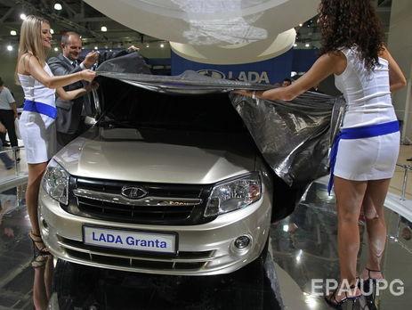 Волжский автомобильный завод пообещал неменять цены наавтомобили внынешнем году