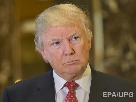 Трамп заявив, що під час поїздки наБлизький Схід обговорював фінансування тероризму