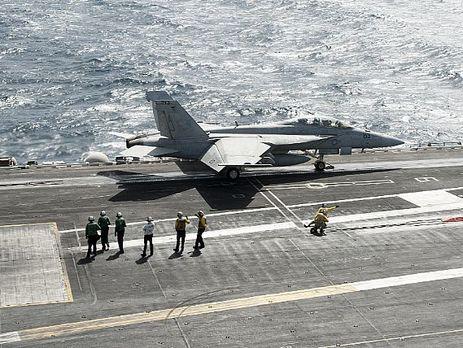 США провели бомбардировку позиций ИГИЛ