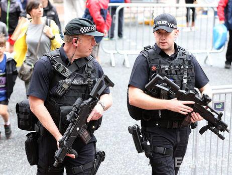 Встолице Англии схвачен подозреваемый поделу отеракте вМанчестере