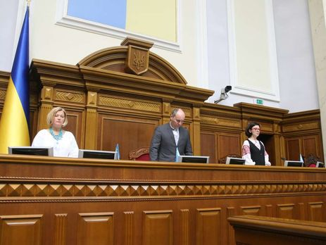 Рада закрепила в законе вступление Украины в НАТО / ГОРДОН