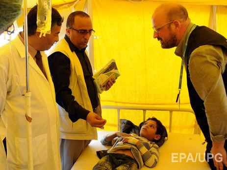 ВОЗ: практически 800 человек погибли вЙемене сконца апреля отхолеры