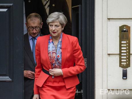 Лідер лейбористів уБританії закликав піти у відставку Т.Мей