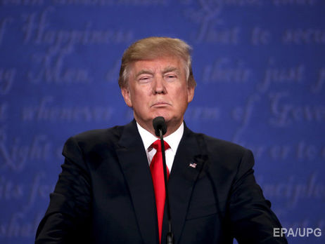 Трамп прокоментував слова екс-глави ФБР Комі