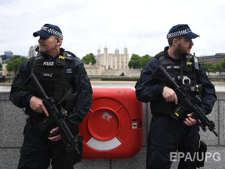 УВеликобританії поліція затримала підозрюваного усправі про теракт вЛондоні