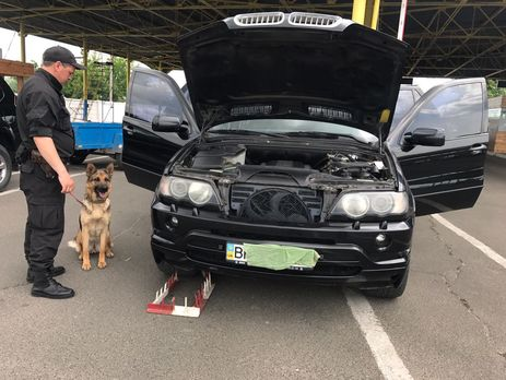 ВОдесской области нашли машину, которую 12 лет искали вИспании