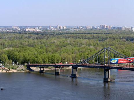 Київ вирішив обмежити в'їзд транспорту наТруханів острів довересня