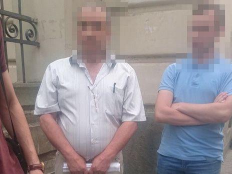 Редактор інтернет-видання Львівщини шантажував посадовця держпідприємства
