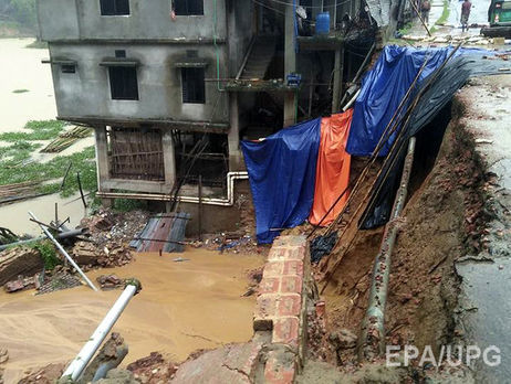 Жертвами зсувів уБангладеш стали 57 людей