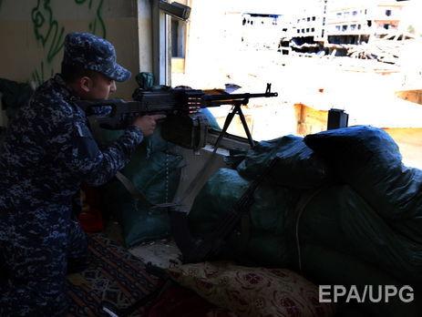 Армия Ирака освободила отИГИЛ очередной район Мосула