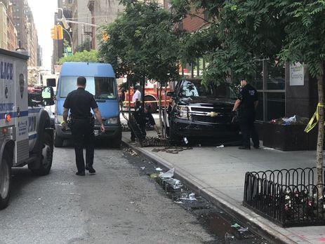 УНью-Йорку автомобіль влетів у пішоходів: 10 постраждалих