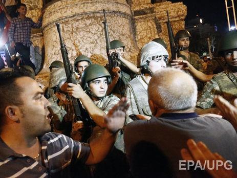 УТуреччині 23 осіб засудили додовічного ув'язнення через невдалу спробу перевороту