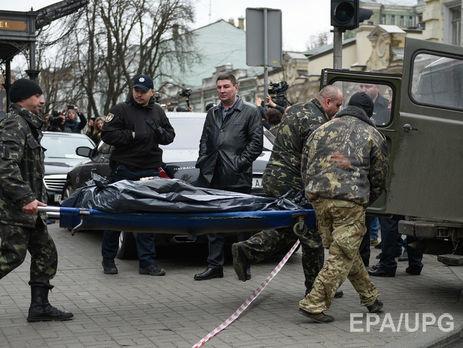 Затриманому всправі Вороненкова повідомили про підозру