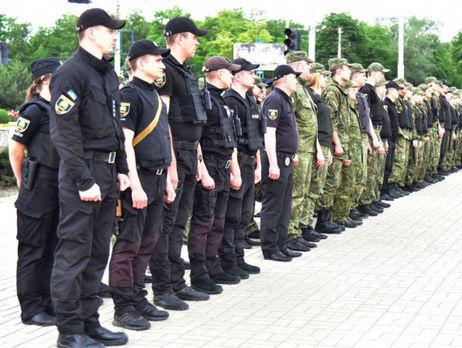 Украина освободит все захваченные боевиками земли— замглавы МВД