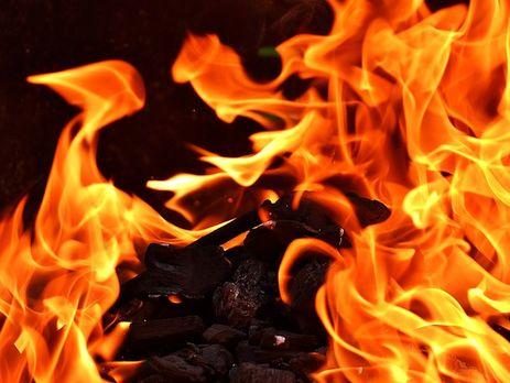 Вночі уЛьвові підпалили відділення банку