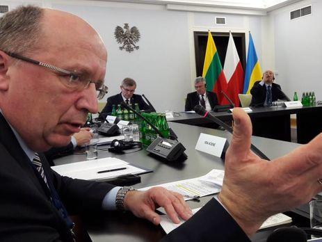 Литва представит «план Маршалла» для Украины осенью