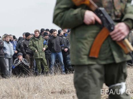 Боевики наДонбассе расстреляли военнослужащих, которые отказались исполнять указы,— агентура