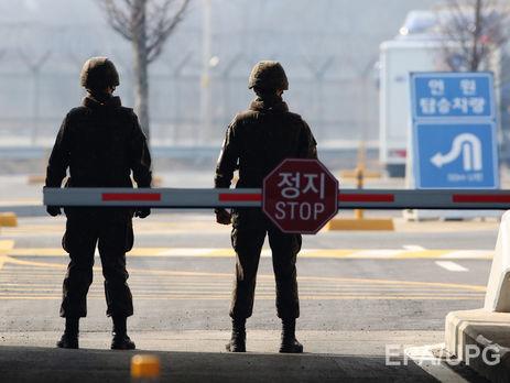 Другий затиждень: з Північної Кореї вплав втік щеодин солдат