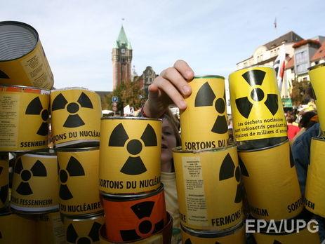 Французьке агентство з атомної енергії повідомляє що витоку радіації не було