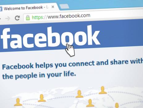 Украинцы массово осваивают социальная сеть Facebook — Эхо блокировки