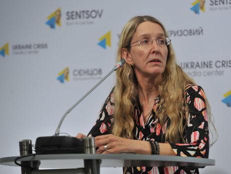 Супрун: Сыворотку отботулизма доставят в государство Украину на текущей неделе