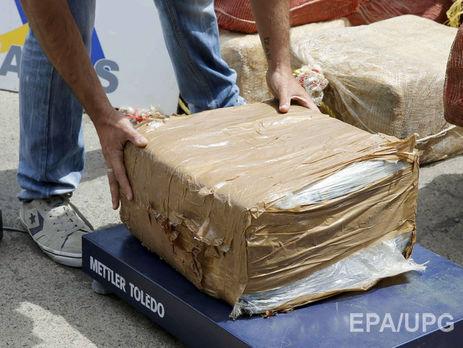 УФранції наберег винесло 1,5 тонни кокаїну