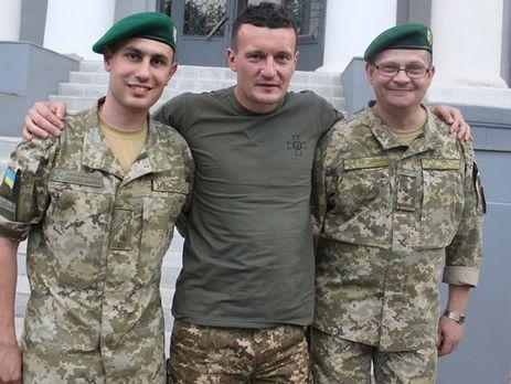 Федецкий побывал в зоне АТО