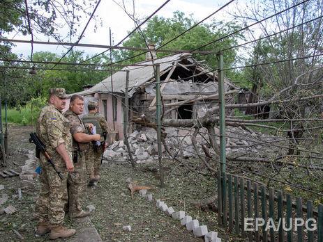 Штаб української воєнної операції наДонбасі пропонує «освітній день тиші»