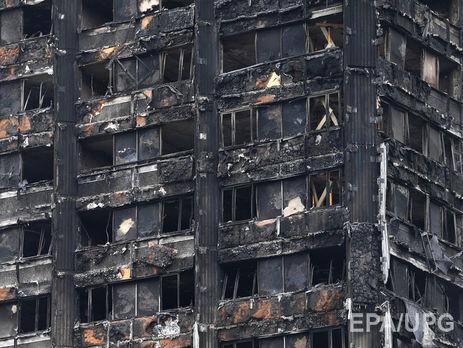 Катастрофический пожар в английской высотке вызвал холодильник