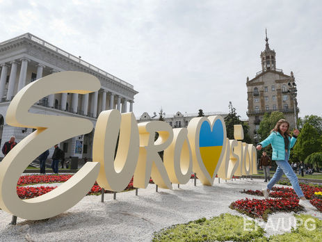Украинские миллионы арестовали неиз-за «Евровидения»