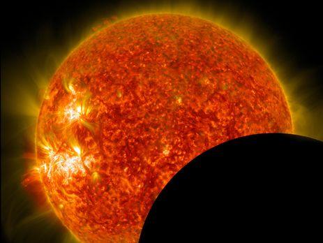ВNASA смоделировали полное солнечное затмение