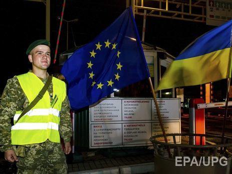 Задве недели безвиза вЕС непустили 33 украинца