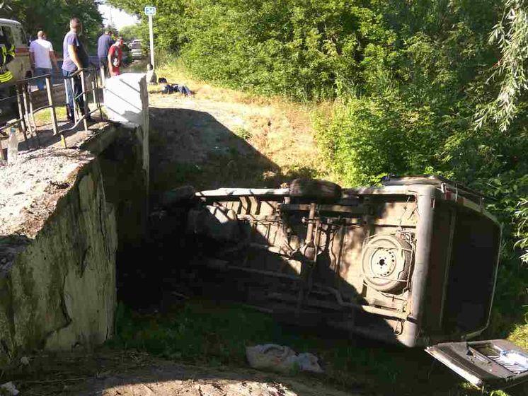 1b33754945d2 kp.ua В результате ДТП в Луганской области пострадало 12 человек
