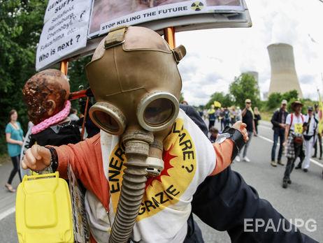 Жителі ФРН, Нідерландів і Бельгії зажадали відключити реактори двох АЕС