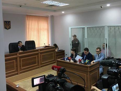 За І.Гужву внесена застава врозмірі 544 тис. грн— адвокат