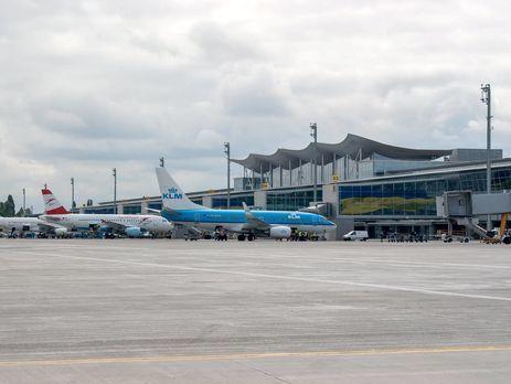 Вчера услугами аэропорта Борисполь воспользовалось рекордное количество пассажиров