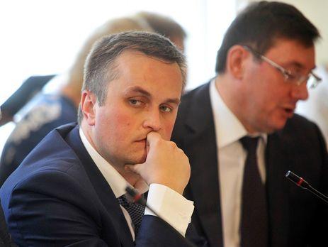 Холодницкий объявил, что в«пленках Онищенко» небыло полезной информации