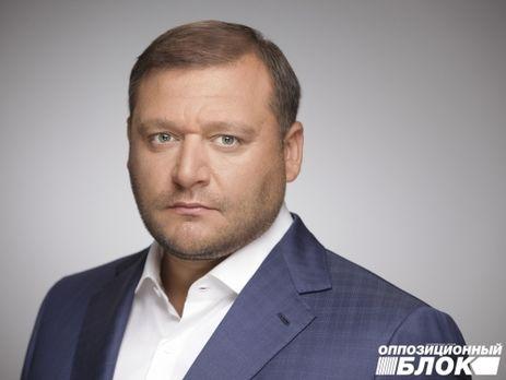 Добкин онеприкосновенности: Я вУкраинском государстве, недождетесь