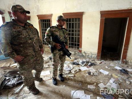 В Іраку терорист-смертник підірвав себе втаборі переселенців, є загиблі