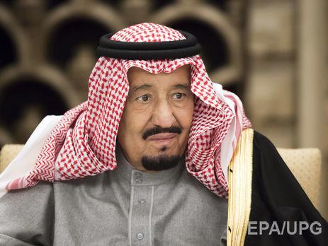 Саудівський журналіст був відсторонений від роботи занадмірну похвалу королю